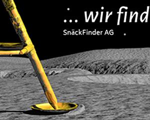Snaeckfinder AG   CORPORATE DESIGN & WEBDESIGN