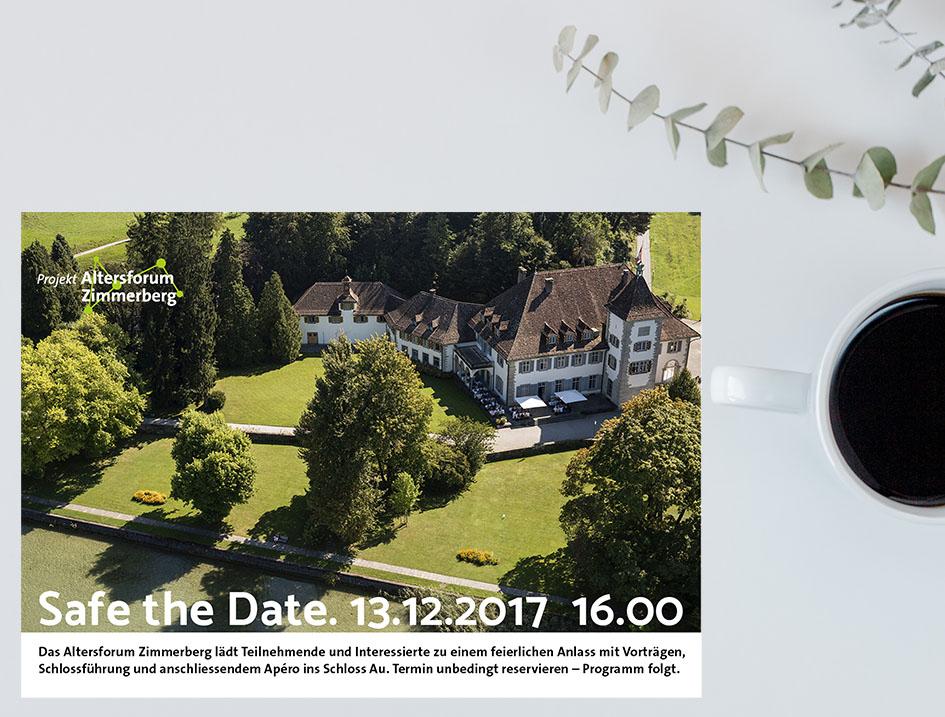 Altersforum Zimmerberg – Referenzbild 2 von laufweite Webdesign & Corporate Design | Raum Zürich