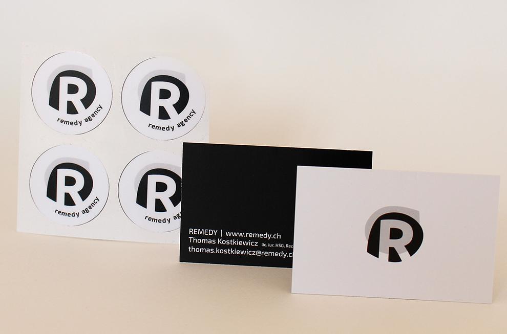 Remedy – Referenzbild 3 von laufweite Webdesign & Corporate Design | Raum Zürich