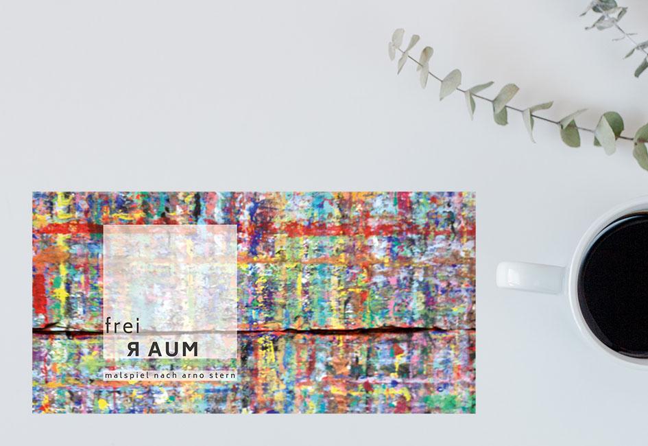 freiraum – malatelier 2– Referenzbild von laufweite Webdesign & Corporate Design   Raum Zürich