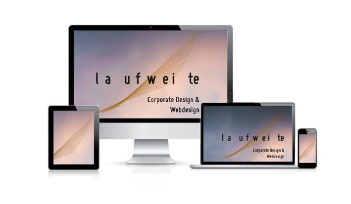 laufweite | individuelles Webdesign