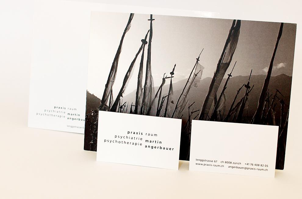 praxisraum für psychiatrie & psychotherapie 3– Referenzbild von laufweite Webdesign & Corporate Design | Raum Zürich