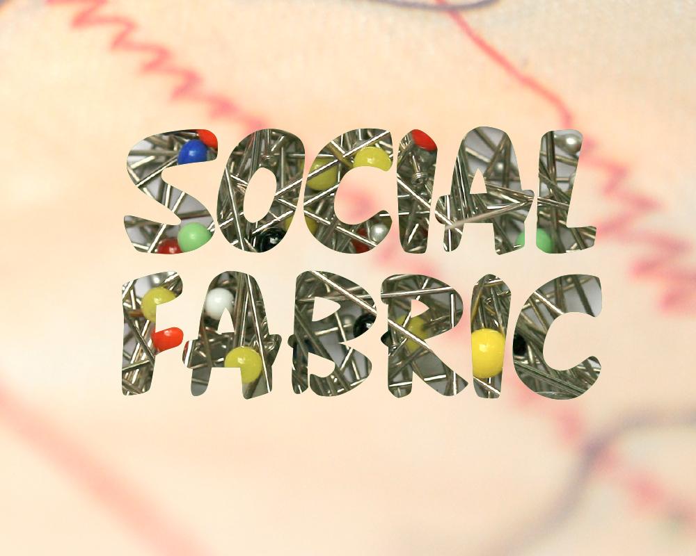 Social Fabric Referenzbild 1 | laufweite Webdesign & Corporate Design | Raum Zürich
